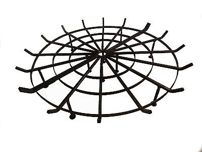XXL H-D Round Spider Grates for Outdoor Fire Pits *Fee Log H*(Multiple Sizes)*  ()