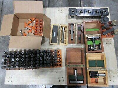 System 3r 20mm Edm Tooling Package Sinker Ram Type Mini