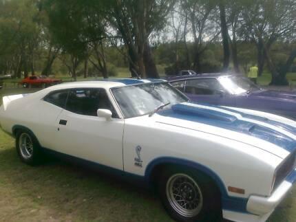 Wanted: Cobra, GT, Falcon, John Goss, XA XB XC COUPE or Sedan XW XY