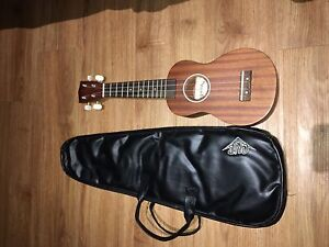 Ukulele Jensen Townsville Surrounds Preview