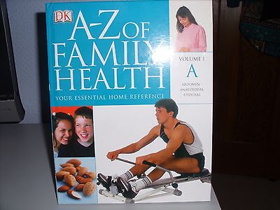 A-Z Family Health VOLUME 1 for sale  Stanmore
