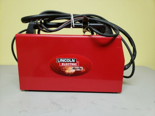 Lincoln Electric Welder (Code No. 10949) Wire feed Weld Pak HD