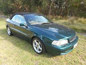 2001 Volvo C70 Convertible LOW KS WITH REG AND ROADWORTHY! Moorabbin Kingston Area Preview