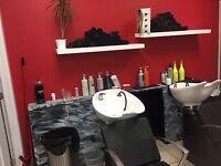 Salon de coiffure  a vendre!
