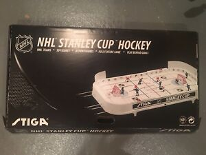 1987 Stanley Cup Finals Hockey Table Game **NEVER USED**