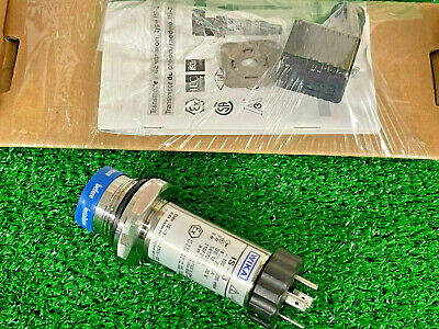 Wika Is-3 Intrinsically Safe Analog Pressure Transmitter Is3