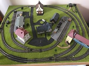 Urgent Sale!!! Hand made N Scale train set Athelstone Campbelltown Area Preview