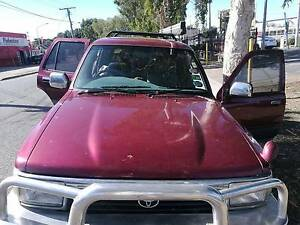 1992 Toyota Hilux Surf East Brisbane Brisbane South East Preview