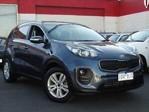 2017 Kia Sportage Si AWD *** TURBO DIESEL *** $19,990 DRIVE AWAY Footscray Maribyrnong Area Preview