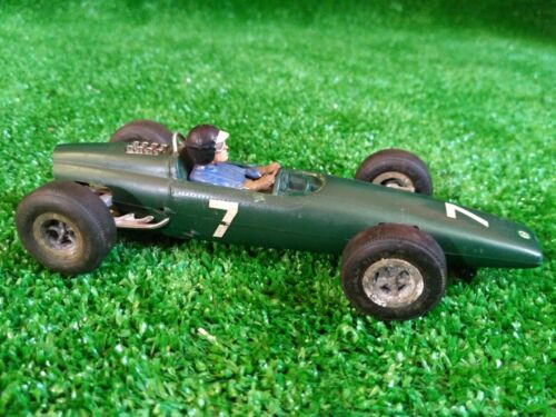 🟢COX Vintage Formula 1 BRM Vintage 1960s Car Slot for Auto Racing 🟢