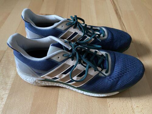 Adidas Supernova Laufschuhe blau Größe 47 ⅓ wenig getragen