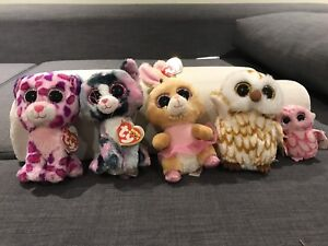 Lot of  Beanie boos new with tags