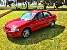 1997 Ford Laser Balaklava Wakefield Area Preview