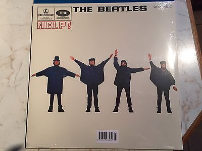 The Beatles - Help Vinyl  New Sealed 180g Vinyl New Sealed No3 Of Series On Card