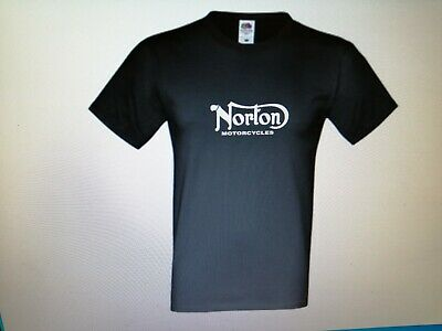 NORTON Top T-Shirt Classic bikes, Retro, Vintage