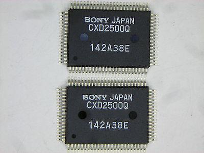Cxd2500q Original Sony 80p Smd Ic 2 Pcs