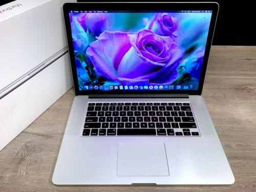 Apple Macbook Pro 15 | Retina | Intel Quad I7 | 1tb Ssd | Osx-2017 | Warranty