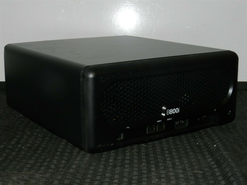 Data Robotics DROBO B800i NAS Network Storage Hard Drive Array NO DRIVES
