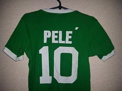 Pele Umbro New York Cosmos Away Soccer Football Jersey 2010 2011 image