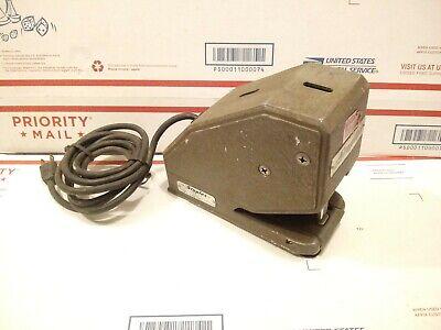 Vintage Staplex Heavy Duty Electric Stapler Office Industrial Testedworks