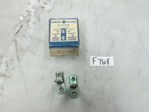 General Electric Overload Relay C0.87A Box of 2 (NIB)