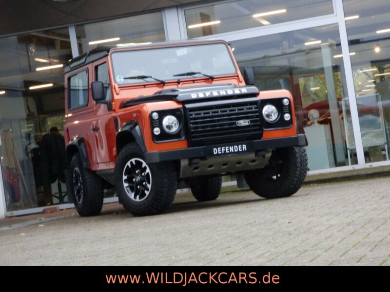 Land Rover 90 ADVENTURE *LIMITED EDITION*