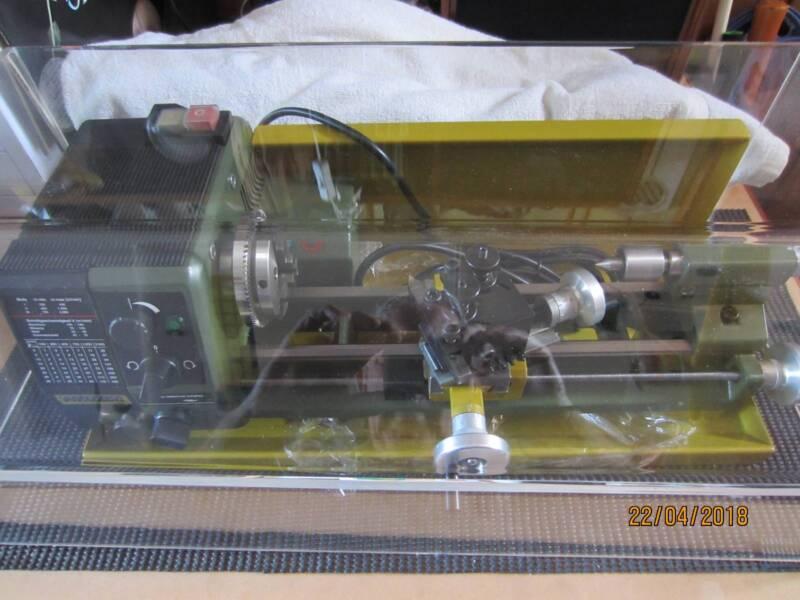 Proxxon PD230E Metal lathe   Power Tools   Gumtree Australia