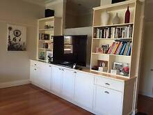 Complete Kitchen, TV and Island Cabinetry with Oven and Cooktop Hunters Hill Hunters Hill Area Preview