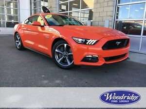 2015 Ford Mustang GT REVERSE CAMERA, 3.55 RATIO LIMITED SLIP...