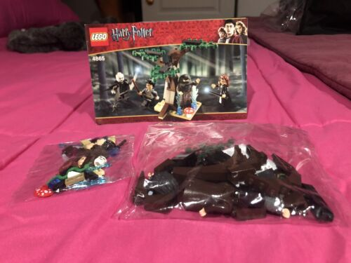 Brand New Lego Harry Potter 4865 The Forbidden Forest W/ Narcissa Malfoy Retired - $29.00