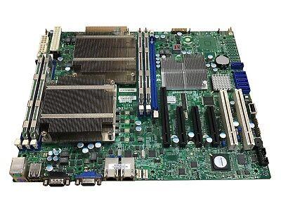 Supermicro X8DTL-I LGA1366 2 x E5645 6-Cores Xeon CPU 16GB DDR3 ATX Motherboard