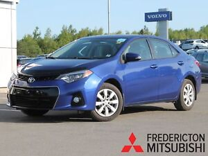 2015 Toyota Corolla S HEATED SEATS | BACKUP CAM | ONLY 47K