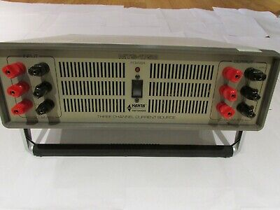 Manta Relay Test Set Mts-1753 Expansion Of Mts-1710 To Three Phase Current