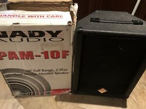 Speakers 2 way. amplificateur 100w NADY