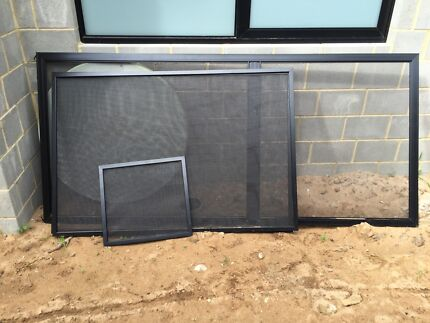 Assorted flyscreens Beaconsfield Fremantle Area Preview