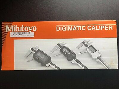 Mitutoyo 500-171-30 Advanced Onsite Sensor Absolute Scale Digital Caliper 0-6
