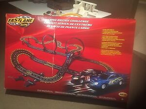 Fast lane Racing Slot Car Set Good Condition Maryland Newcastle Area Preview