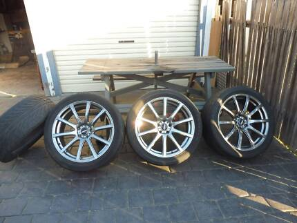 "20 inch ""Speedy"" mag wheels New Lambton Newcastle Area Preview"