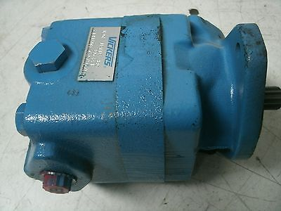 Eaton Vickers Power Steering Pump V20f-1p11p-38c8g-22l New Hydraulic Motor
