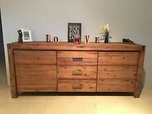 Buffet table in excellent condition Morley Bayswater Area Preview