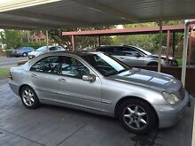 2001 Mercedes-Benz C240 Elegance Auto Sedan Croydon Maroondah Area Preview