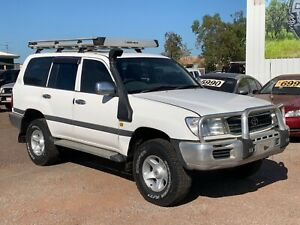 TOYOTA 100 SERIES GXL DIESEL MANUAL Durack Palmerston Area Preview