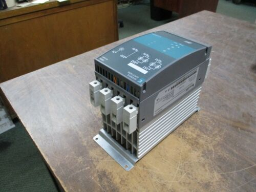 Invensys Eurotherm 7200S Solid State Contactor 63A 480V 50-63Hz Input:32VDC Used