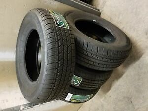 4 X HIGH PERFORMANCE 96T ROVELO TIRES BRAND NEW $340. SET OF 4