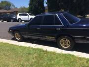 1983 Nissan Skyline r30 perth rego  datsun collector  240k Chester Hill Bankstown Area Preview