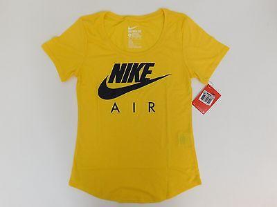 NEW WOMEN'S NIKE AIR CASUAL TEE SHIRT SIZE US MEDIUM  729491703