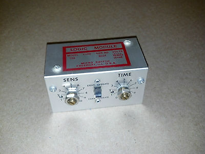 Micro Switch Tr4 Industrial Photoelectric Control Logic Module