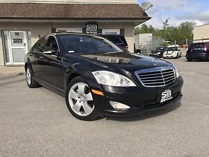 2008 Mercedes-Benz S-Class S450 4MATIC | NIGHT VISION | AWD
