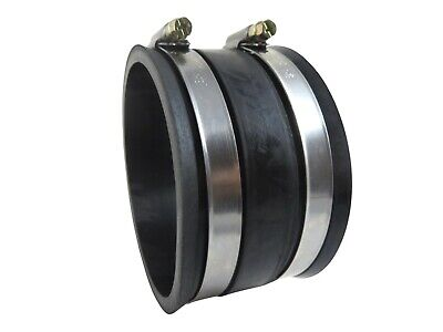 4 Outside Diameter Od Flexible Cuff Dust Collector Shop Vac Hose Connector