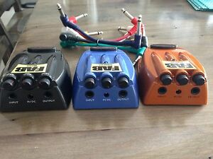 3 Danelectro Effects Pedals ($100 for all three)